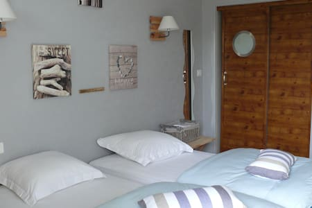 chambre d'hôte individuelle - Bed & Breakfast