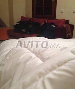 Appartement avec chambre privée à Mohammédia - Tétouan