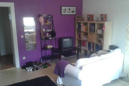 Schönes Wg-Zimmer in Zentrumsnähe - Appartement