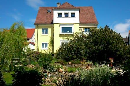 Ferienwohnung Villa Sonnenschein - Apartamento
