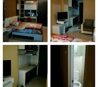Booking Apartement Malang JATIM - Malang - Daire