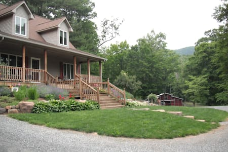 Great Getaway in the Virginia Mountains! - Casa