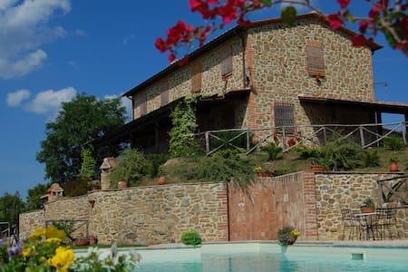 Appartamento in Umbria per 4/5 persone - Apartment