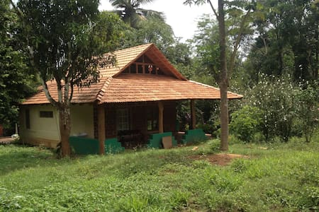 Cottage in the western ghats - House