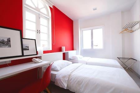 Standard Twin Room in Jonker Walk, Malacca - Malakka - Bed & Breakfast