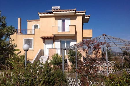 Country house near Athens airport - Athens airport - Ev