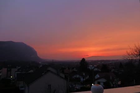 T2 calme aux portes de la Suisse - Ortak mülk