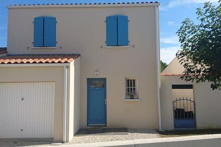 maison de 95m2 trés proche rochefort - Échillais