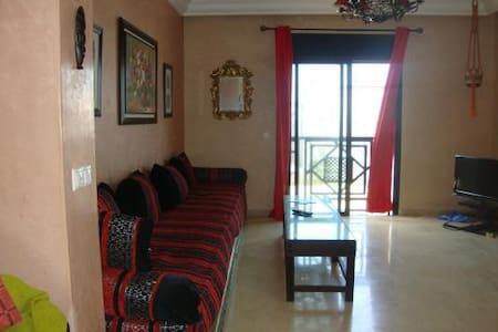 Luxueux appartement à Marina Saidia - Pis