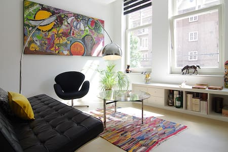 SPACIOUS apt. with balcony! - Amsterdam - Apartment
