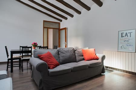 100m² renovated Apartment (35 km from Barcelona) - Sant Pau d'Ordal - Wohnung