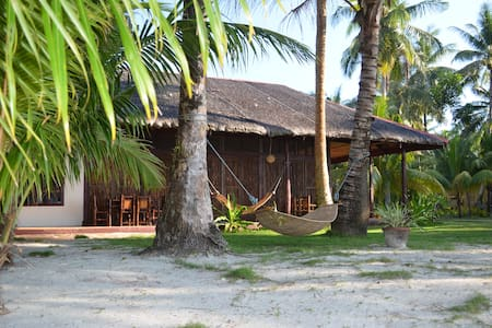 Siargao Island View Beach Front House 2 - House