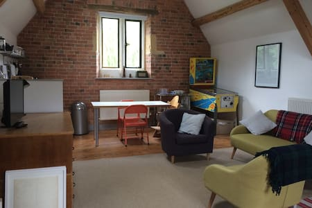 The Coach House Studio - 1 bed - Apartment