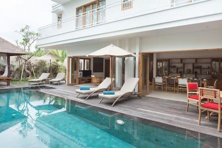 Modern & Luxurious Beachtown Villa - Kuta Selatan