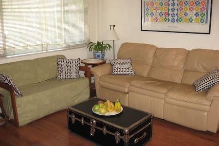 Great budget option, quiet, with deck and pool - Corte Madera - Appartement