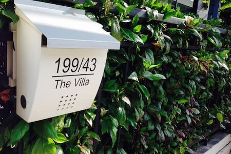 Privacy room for rent, The Villa Bang Bua Thong - Townhouse