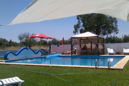 FarmHouse2 Pool Wi-Fi BBQ LOWCOST - Estremoz