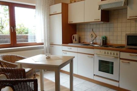Schönes Appartement in Reiskirchen - Apartment
