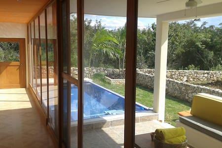 Increible Casa Chichimilá, Yucatán - Valladolid - Haus