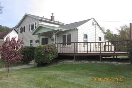 Newly Updated Lake Beulah Home - East Troy - House