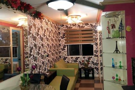 2-Bedroom condo w/ Wifi,neat & cozy - Huis