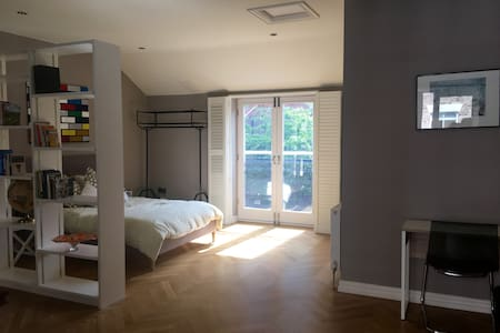 Gorgeous Studio Apartment in City Centre House - 獨棟