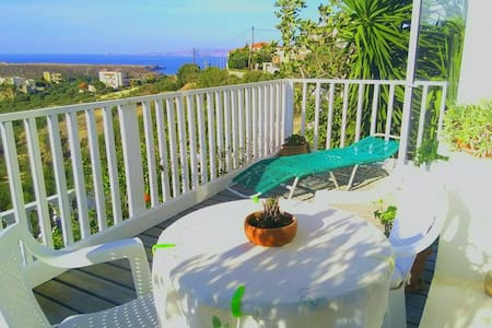 Spectacular Sea View Home in Crete - Heraklion - Huis
