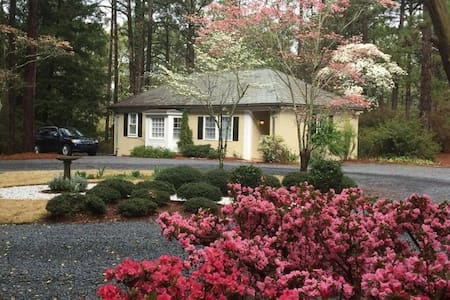 Golf Front Luxury 1 BR 1.5 Bath Carriage House - Southern Pines