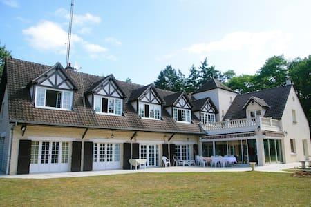 La Grande Vallée - Maison de charme - Fontaineblau - Apartament