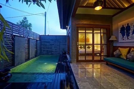 1BR Luxury Villa w/ Pool in the Rice Field of Ubud - Ubud