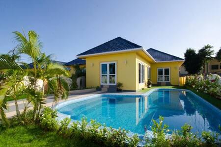New ! 3 BR Deluxe Villa Rawai Beach