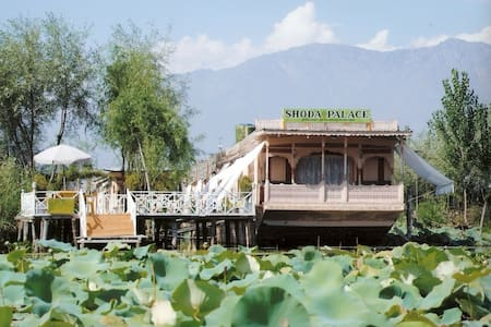 Houseboat shoda palace - 船