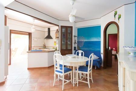 Deliziosa villetta al mare in residence privato - Carini