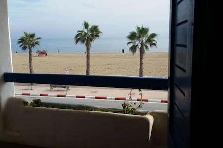 Lovely apartment right next to the beach - Martil