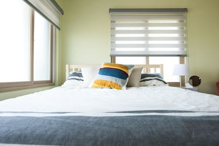 [Jejuharu] Queenbed room for two persons - Namwon-eup, Seogwipo-si - House