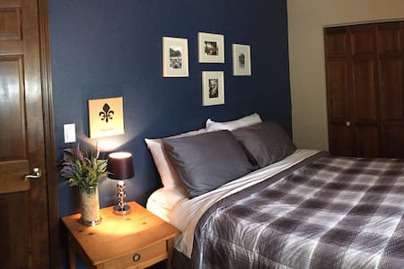 Comfy room - near St. Louis - Belleville - Maison