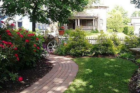 Elegant Victorian B&B in Kenton - Sleeps up to 6 - Kenton - Casa