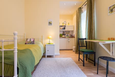 Comfortable studio for 1 voyager - Frankfurt am Main