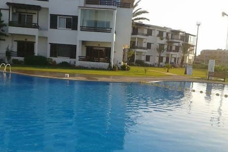 Ylara Beach Peaceful apartment - Cabo Negro - Appartement en résidence