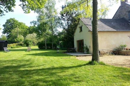 maison de charme en campagne - Liffré - Aamiaismajoitus