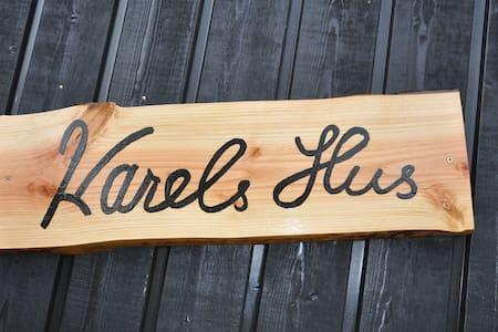 Karels Hus - Schiermonnikoog - Daire