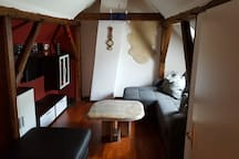 Zimmer in Hildesheim Flugplatz für bis 3  Personen