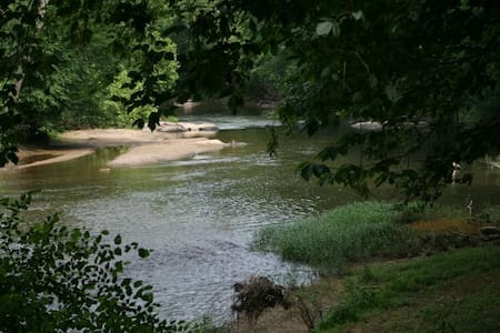 River Hills Camping - Hazel Hideaway Campsite - Rixeyville