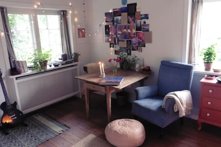 Lovely Room in a Cozy Collective Near Copenhagen - Gentofte - Villa
