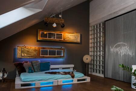 wohnfabrik mountain-loft - Loft