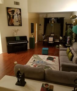 Private Rooms in a Beautiful Home - Rancho Cucamonga - Σπίτι
