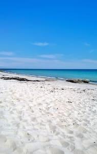 maison a la campagne et proche de la mer ( 2 km ) - Dom