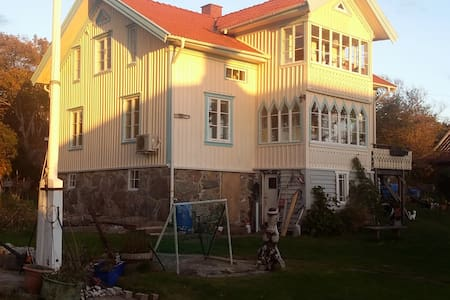 Fantastiskt sekelskifteshus i skärgården - Öckerö - House
