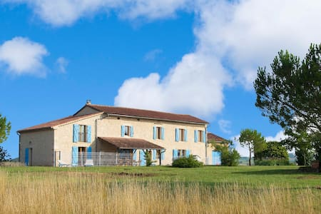 le puech-falcou 81120 LOMBERS - Lombers - Bed & Breakfast