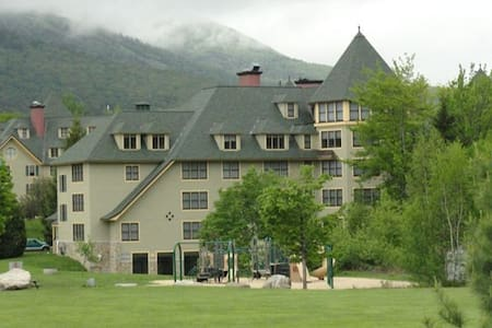A condo in Golden Eagle Lodge White Mountain NH - Waterville Valley - Condomínio